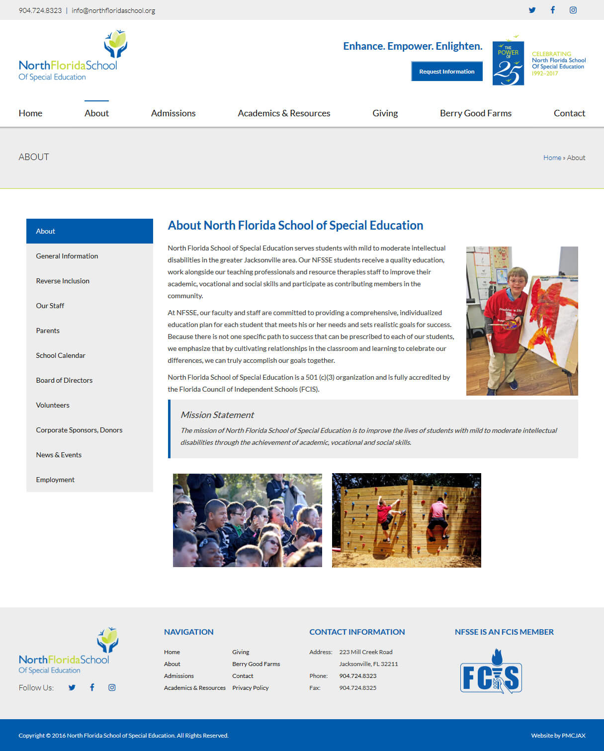 Website Design Company for Nonprofits