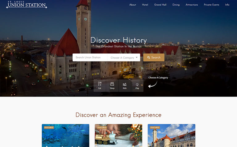 Hotel and Restaurant Website Design Company